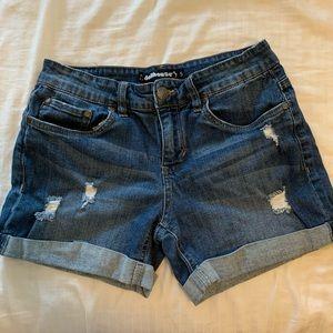 Dollhouse Dylan Style Jean shorts size 5